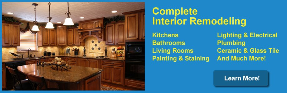 Remodeling Contractor Arvada, CO